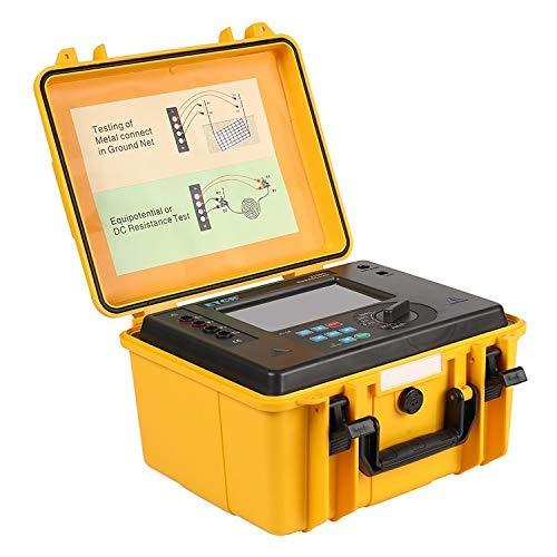 SLZDQNN ETCR3700C Circuit Breaker portátil Resistencia de contacto del probador de resistencia de tierra probador avanzada portátil