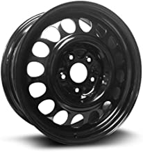 RTX, Steel Rim, New Aftermarket Wheel, 18X7.5, 5X127, 71.5, 44, black finish X48326