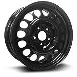RTX, Steel Rim, New Aftermarket Wheel, 18X7.5, 5X127, 71.5, 44, black finish X48326