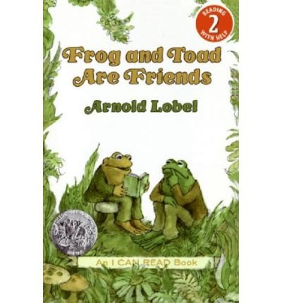 Frog and Toad Are Friends (I Can Read! - Level 2) (Paperback) - Common