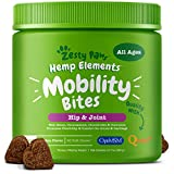 Best Dog Joint Supplements - Glucosamine for Dogs with Hemp - Hip Review