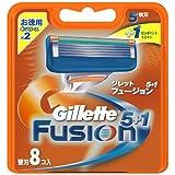 Gillette Fusion Proglide 8-Pack Razor Blades Cuchillas 100% ORIGINAL