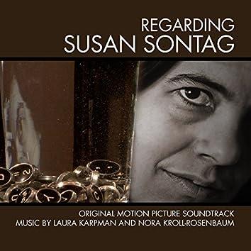 Regarding Susan Sontag (Original Motion Picture Soundtrack)