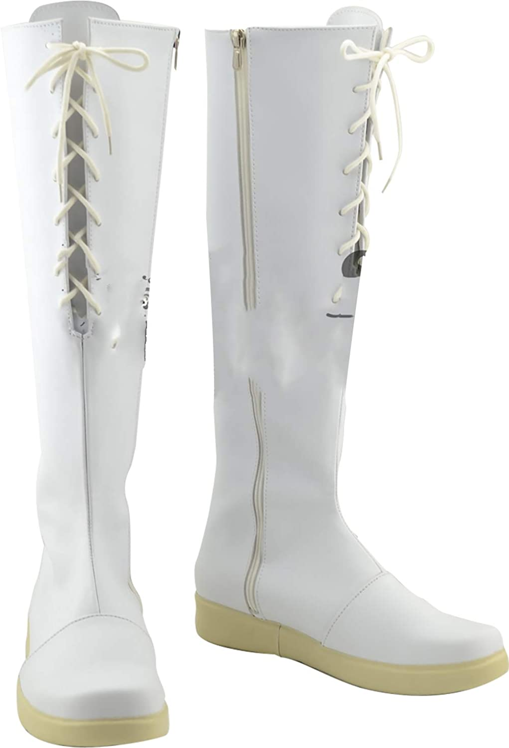 GSFDHDJS Cosplay Boots shoes for Axis powers Hetalia Republic of Iceland