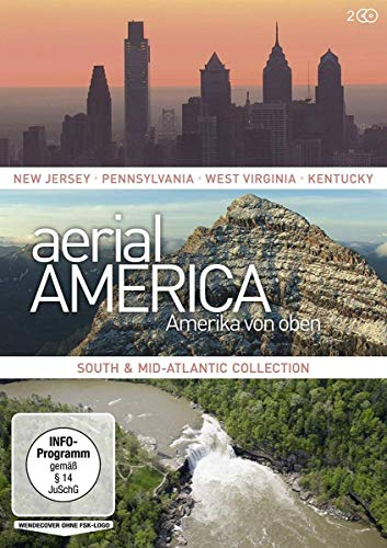 Amerika von oben: South and Mid-Atlantic Collection (2 DVDs)