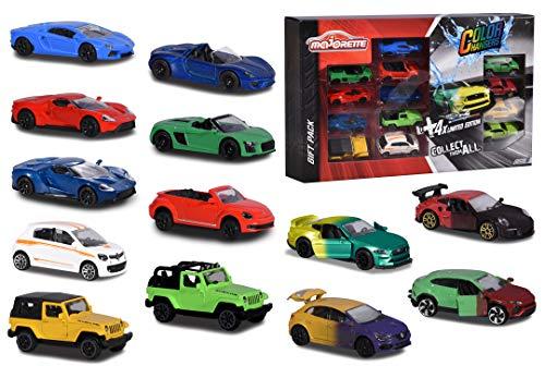 Majorette Coches 212054023, Multicolor