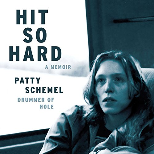 Hit So Hard audiobook cover art