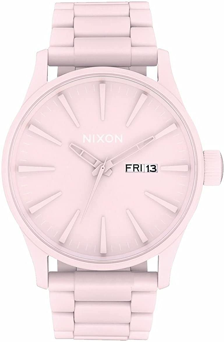 NIXON Reloj unisex The Sentry Ss para adultos