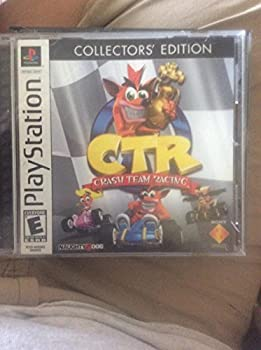 CTR Crash Team Racing Collectors Edition- From 1999