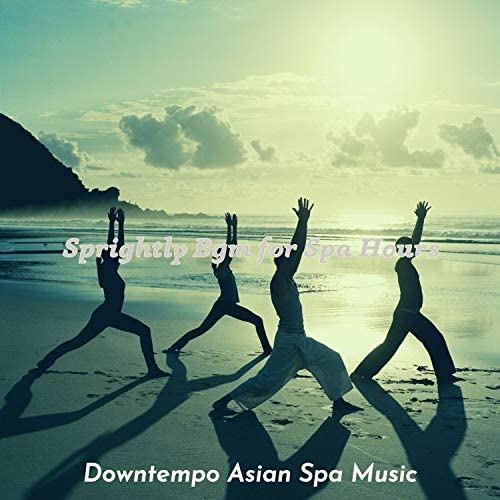 Downtempo Asian Spa Music