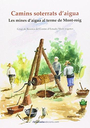 Camins soterrats d'aigua (Biblioteca Mont-rogenca)