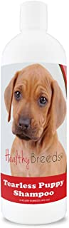 Healthy Breeds Puppy Shampoo for Sensitive Skin for Rhodesian Ridgeback - OVER 100 BREEDS - Nourishes & Moisturizes for Gr...