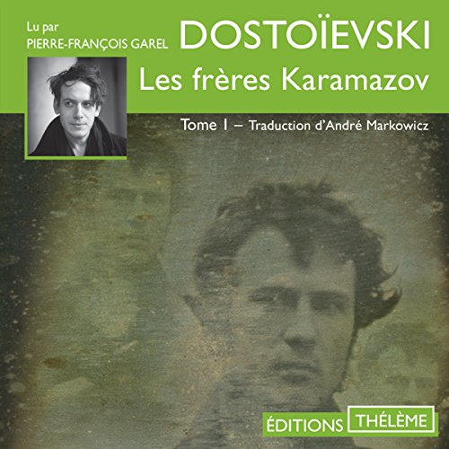 Les frères Karamazov 1                   By:                                                                                                                                 Fédor Dostoïevski                               Narrated by:                                                                                                                                 Pierre-François Garel                      Length: 18 hrs and 37 mins     1 rating     Overall 5.0