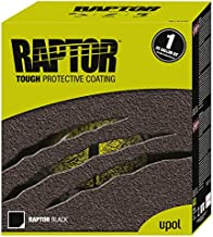RAPTOR 0820V Black Truck Bed Liner 1 US Gallon Kit 2.6 VOC, 135.24 Fluid_Ounces