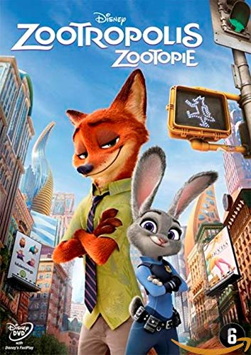 Zootropolis [DVD-AUDIO]