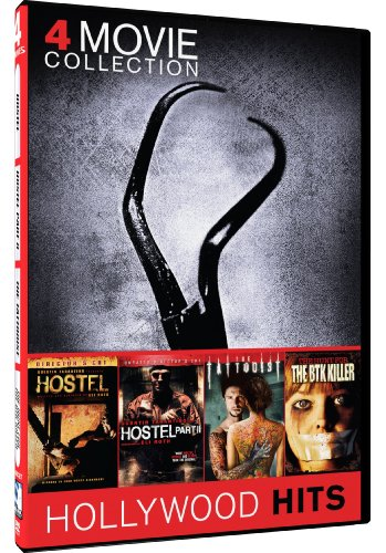 Hostel/Hostel 2/The Tattooist/The Hunt for the BTK Killer - 4-Pack