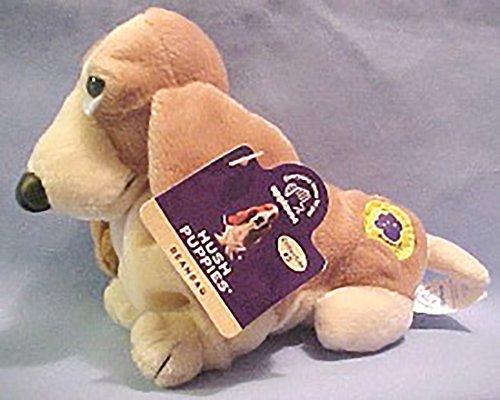 Spring Logo Hush Puppy Bean Bag Plush