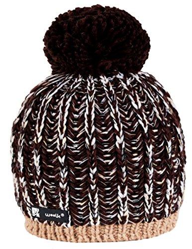MFAZ Morefaz Ltd wintermuts meisjes muts kinderen jongens 1-4 jaar jongeren worm hat fleece