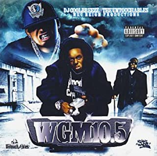 DJ Coolbreeze & The Untouchables present WGM 10.5 [Mixtape]