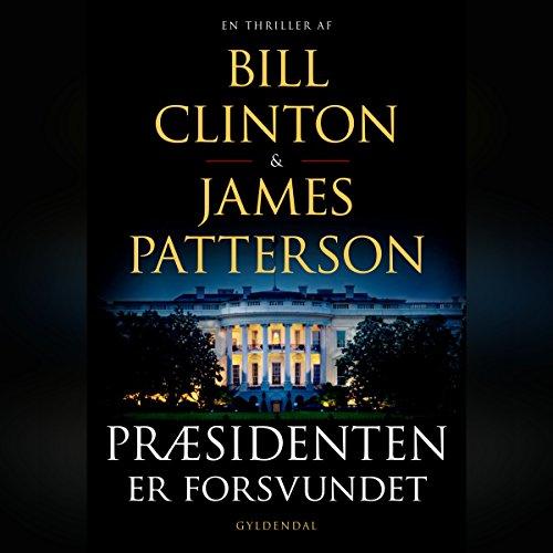 Præsidenten er forsvundet audiobook cover art