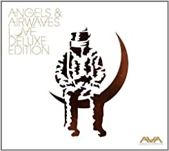 Love Part One & Part Two [Deluxe Edition] Box set, CD+DVD Edition by Angels & Airwaves (2011) Audio CD by Unknown (0100-01-01)