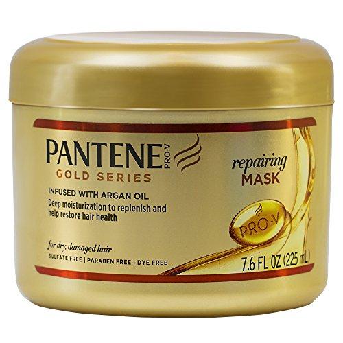 Pantene Gold Series repairing Mask 225ml