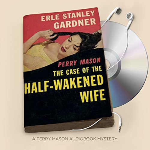 The Case of the Half-Wakened Wife cover art