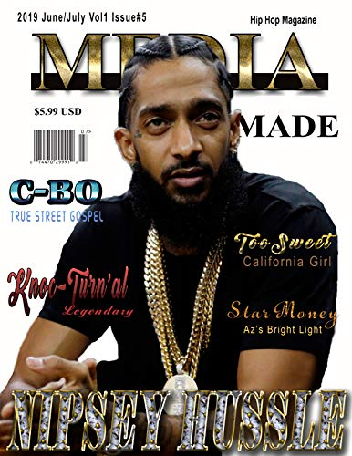 Media Made Magazine: 2019 June/July Vol1 Issue#5 (English Edition)
