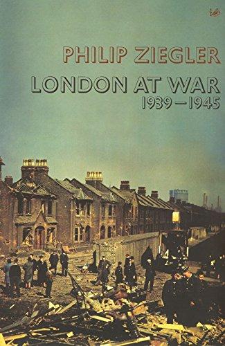 London At War: 1939 - 1945
