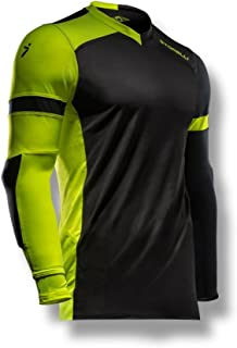 goalkeeper jersey padded