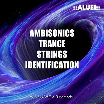 Ambisonics Trance Strings Identification