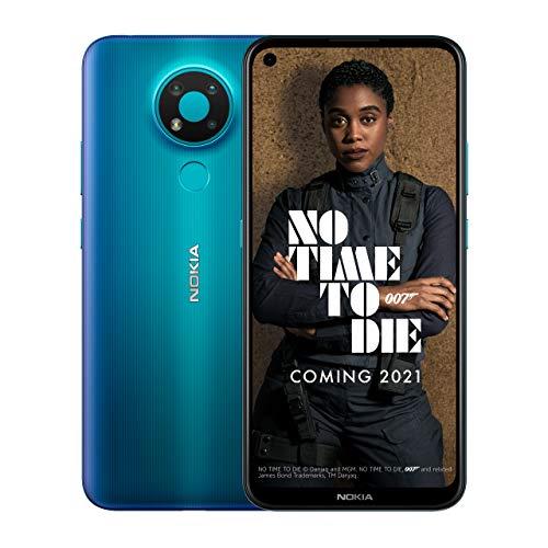 Nokia 3.4 - Smartphone 32GB, 3GB RAM, Dual Sim, Fjord