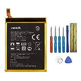 Swark Batterie LIS1632ERPC compatible avec Sony Xperia XZ F8331 F8332 avec outils