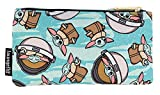 Loungefly Star Wars Baby Yoda All Over Pattern Print Coin Cosmetic Bag Pouch