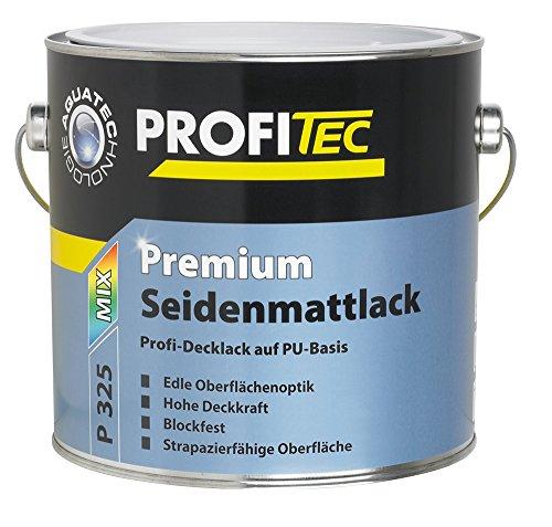 ProfiTec Premium Seidenmattlack P325 0,75l