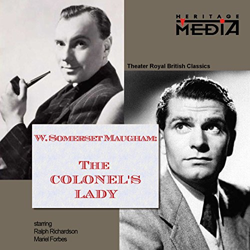 The Colonel's Lady audiobook cover art