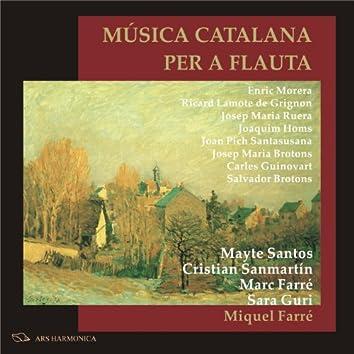 Catalan Music for Flute