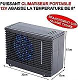 LCM - Aire Acondicionado de 12 V portátil para Coche, 4 x 4, Caravana Potencia:...