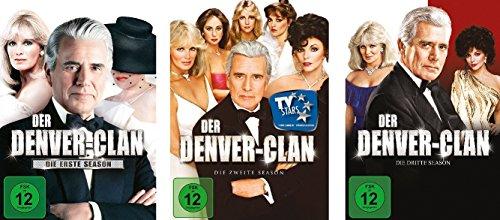 Der Denver Clan - Staffel/Season 1-3 im Set - Deutsche Originalware [16 DVDs]