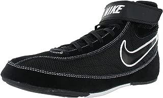 Nike Speed Sweep Mens Wrestling Shoe (Black/Black, Numeric_7_Point_5)