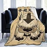 Ultra Soft Throw Blanket Flannel Fleece All Season Light Weight Living Room/Bedroom Warm Blanket