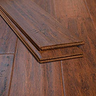 Best scraped wood laminate flooring Reviews