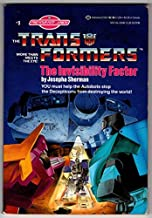 Transformers: The Invisibility Factor (Find Your Fate Junior - Transformers)