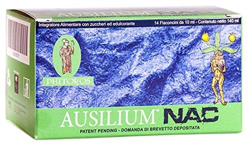 Ausilium Nac- Cistiti Recidivanti- Disgrega il Biofilm- con D-mannosio e N-acetilcisteina