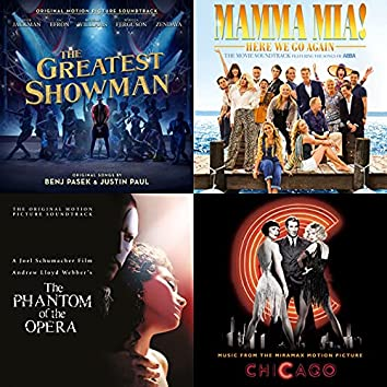 Favourite Songs from Film Musicals