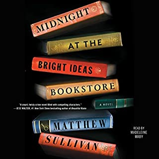 Midnight at the Bright Ideas Bookstore cover art