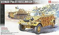 プラッツ 1/35 ドイツキューベルワーゲン82型 プラモデル B35-001