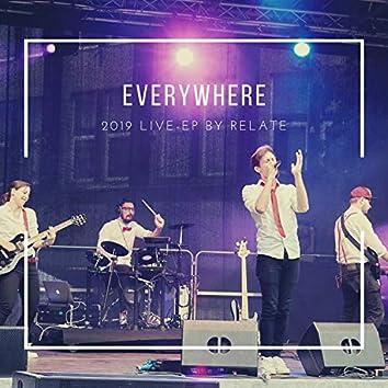 Everywhere (Mmxix Live-EP)
