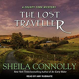 The Lost Traveller cover art