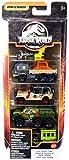 Matchbox 5 Pack Jurassic World Total Tracker Team